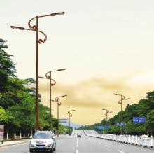 Système d'éclairage de rue de LED