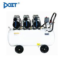DT 600H-65 silenciosa máquina de compressor de ar isenta de óleo