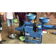 DONGYA 6N-40V 0013 New design Vibratory screen rice mill malaysia