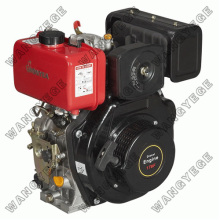 20:1 Compression Ratio Diesel Engine with Single Cylinder and 78 x 62mm Bore x Stroke