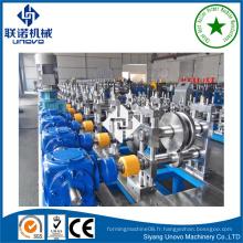Machine de fabrication de canalisation de matériel 41 * 41 unistrut