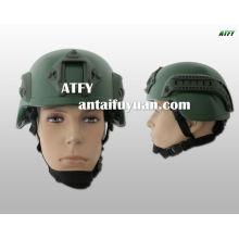capacete de kevlar à prova de balas / capacete de fibra de carbono