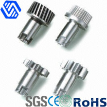 High Strength Powder Metallurgy, Sintered Transmission Gearing Motor Shaft