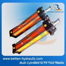Spurstangen-Hydraulikzylinder
