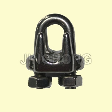 SS: US Type Wire Rope Clip