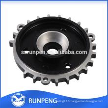 OEM High Quality Aluminium Die Casting Motor Gear Parts