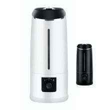 A casa e o escritório 6,5 L diodo emissor de luz do ar do ABS do diodo emissor de luz umidificador com purificam