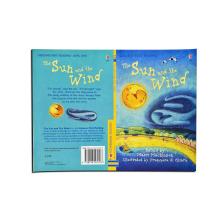 Eco-Friendly Custom Printed Children Story Book
