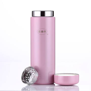 Double Wall Vacuum Travel Water Bottle SVC-200c Vacuum Cup