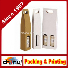 Soem-kundengebundene Wein-Papiertüte (2334)