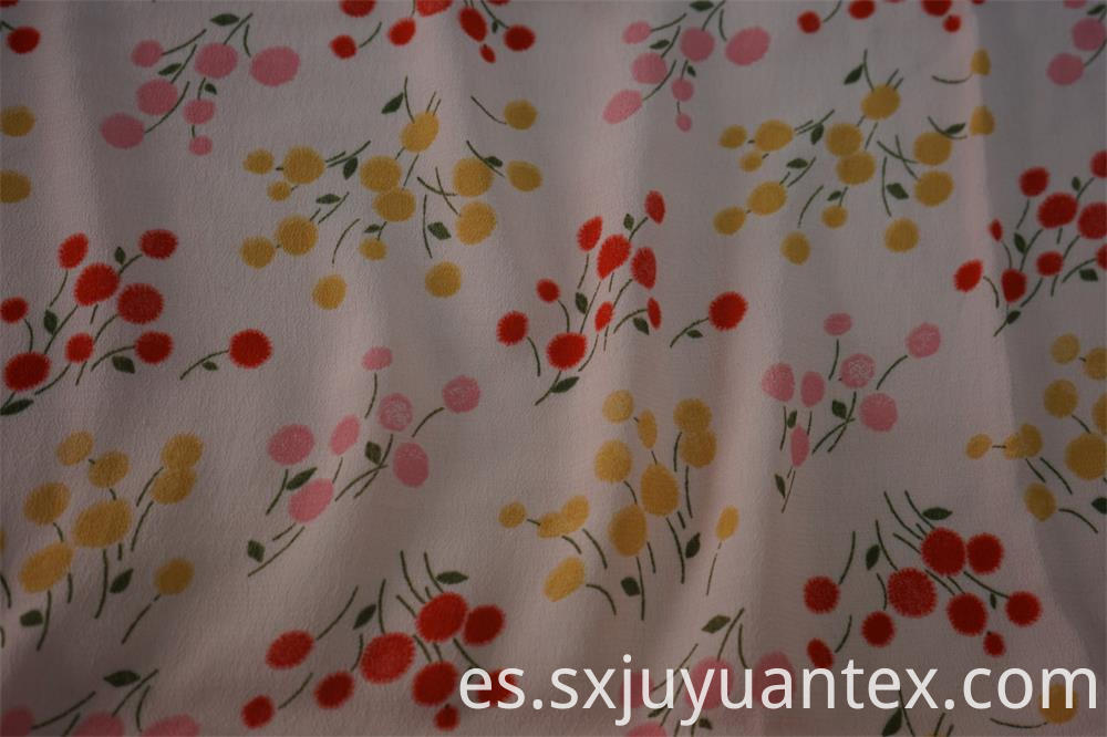 Morocian Crepe Eco- Friendly Fabric