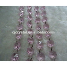Glass Beads for Chandelier,crystal glass beads,octagon crystal beads