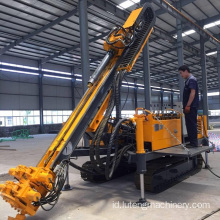 Hydraulic Crawler Anchoring Drilling Rig Multifungsi