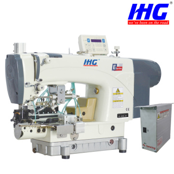 IH-639D-5H / 7H Direct-Drive Lockstitch Bottenhemming-maskin