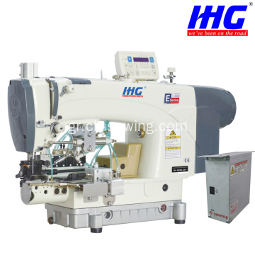 IH-639D-5H-7H Κάτω Hemming Machine Direct Drive