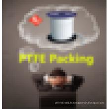 Approvisionnement en graphite ptfe emballage emballage en fibre de carbone au Brésil Chili Doha Dubai market