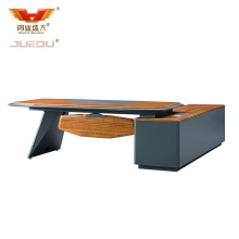 Luxury Manager CEO Boss Office Table Executive Desk