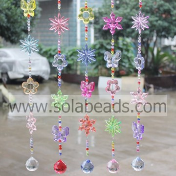 Acrylic Crystal Beaded Curtains For Home Decoration