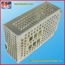 High Precision Panel Beating Metallbox, Blechbearbeitung mit Zinkbeschichtung (HS-SM-001)