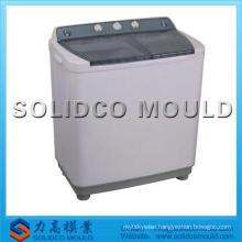 Plastic twin tub washing machine mould