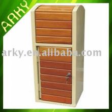 Boîte à langer en bois extérieure de bonne qualité