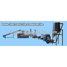 Machine de pelletisation de réutilisation en plastique de rebut de cycle de l'eau