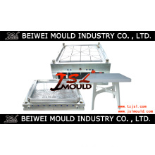 Plastic Square Table Injection Mould