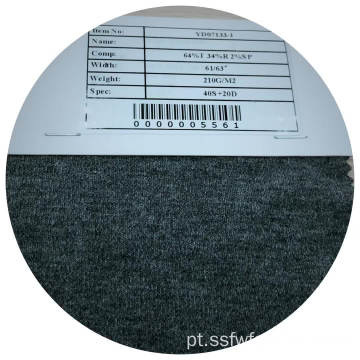 Spandex Stretch Rayon Fabric Terylene Cloth Fabric