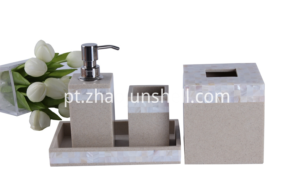 sandstone bathroom vanity set