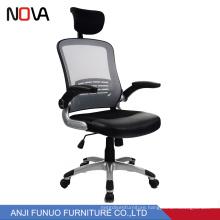 Office furniture comfortable mesh ergonomic headrest office chair for sale