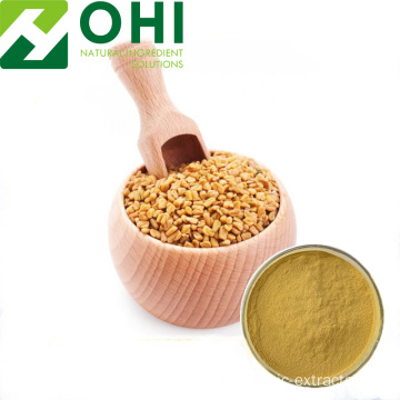 Fenugreek Extract ผงตรง