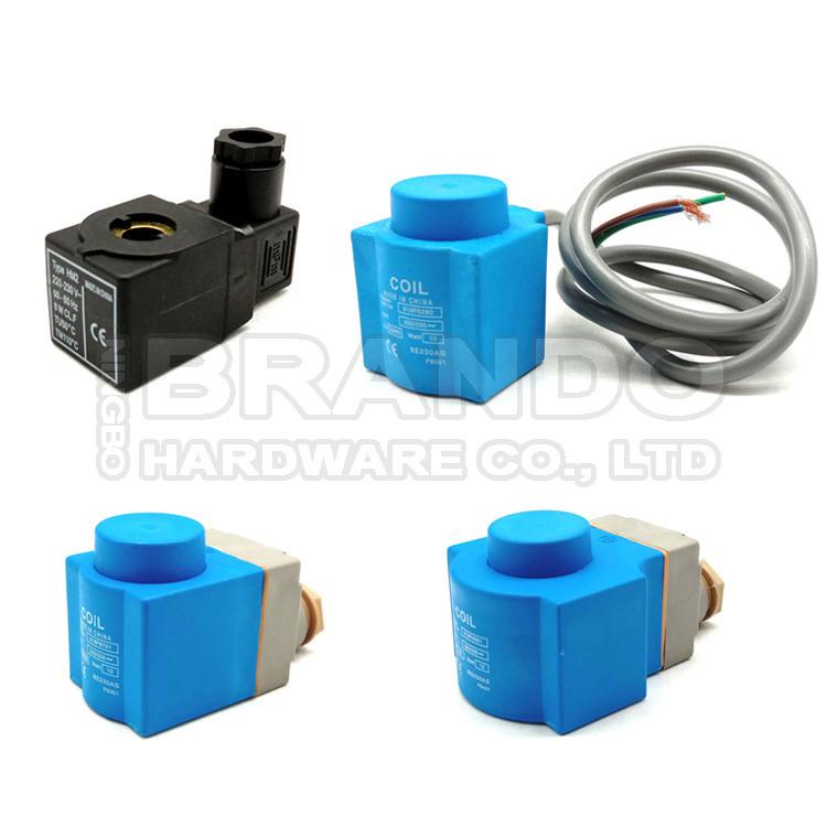 refrigeration solenoid valve coil
