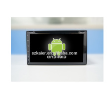 Schlussverkauf! Fabrik 6,95 zoll 2 din universal Auto Navi GPS DVD player mit Radio Bluetooth, wifi, Android 6.0 / 7.1