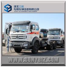 336HP Prime Mover Beiben 6X4 Traktor Head Truck