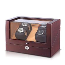 caja de joyería de la devanadera del reloj