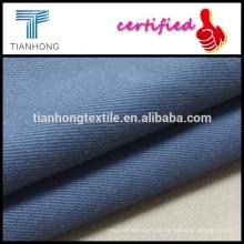 cor azul da técnica 95 algodão 5 sarja lycra estiramento pano tecidos lycra para calças ou jeans skinny
