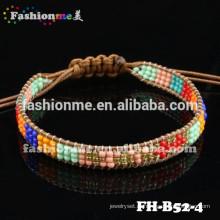 Fashionme мелким бисером браслет моды