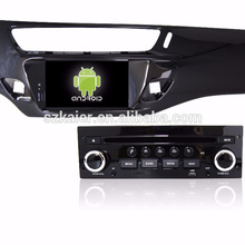 """7""""car dvd player,factory directly !Quad core,GPS,radio,bluetooth for c3"""