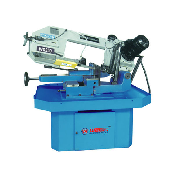 band saw machine operation