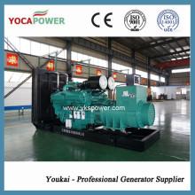 1000kVA Cummins Power Generador Diesel