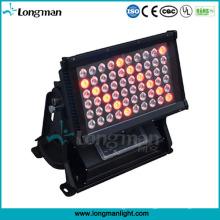 Hohe Leistung 60X5w 4 in 1 LED-Wäsche-Licht / LED-Stadt-Farbe