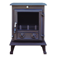 Cast Iron Stove, Fireplace (FIPA 017) , Wood Burning Stove