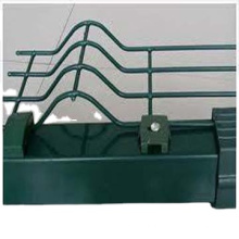 Забор из проволочной сетки высокого качества 3D изогнутый V-образный ...