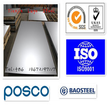 Incoloy Alloy 800 800h 800ht Nickel Alloy Steel Plate/Sheet