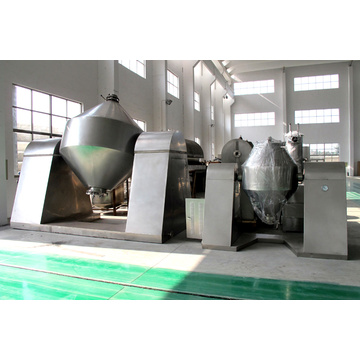 Chromic Nitrate Double Tapered Vacuum Drying Machine