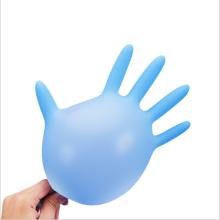 Medical disposable examination PVC Nitirle gloves