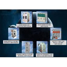 Aparamenta; AC Hv aislamiento de gas Metal-Clad Switchgear (DXG-12)