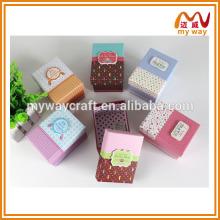 Exquisite handmade gift box,wedding gift box,candy packing box