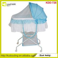 NEW design baby swing bed indoor small rocking bassinet
