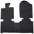 Acessórios para o interior do carro tapetes impermeáveis de látex